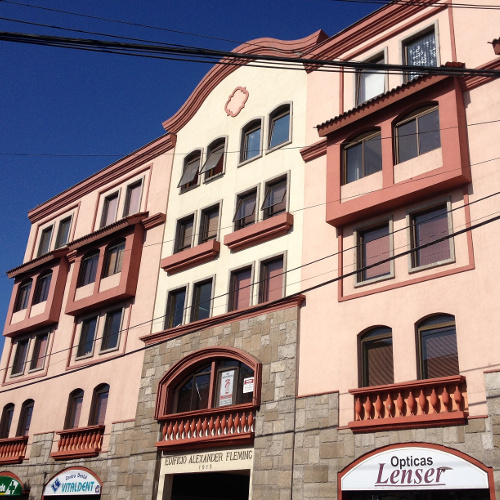 Casa Central Edificio Fleming - La Serena