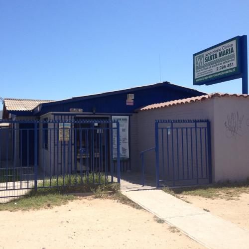 Sala Toma De Muestras Sindempart - Coquimbo