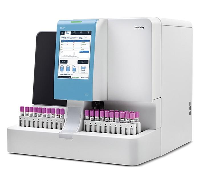 Analizador de Hemoglobina Glicada Mindray H50P