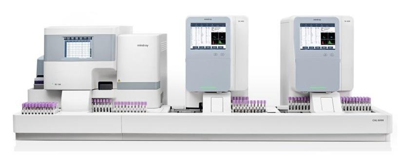 Autoanalizador de Hematología Mindray CAL 6000